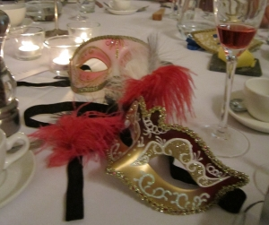 masks masked Ball'11