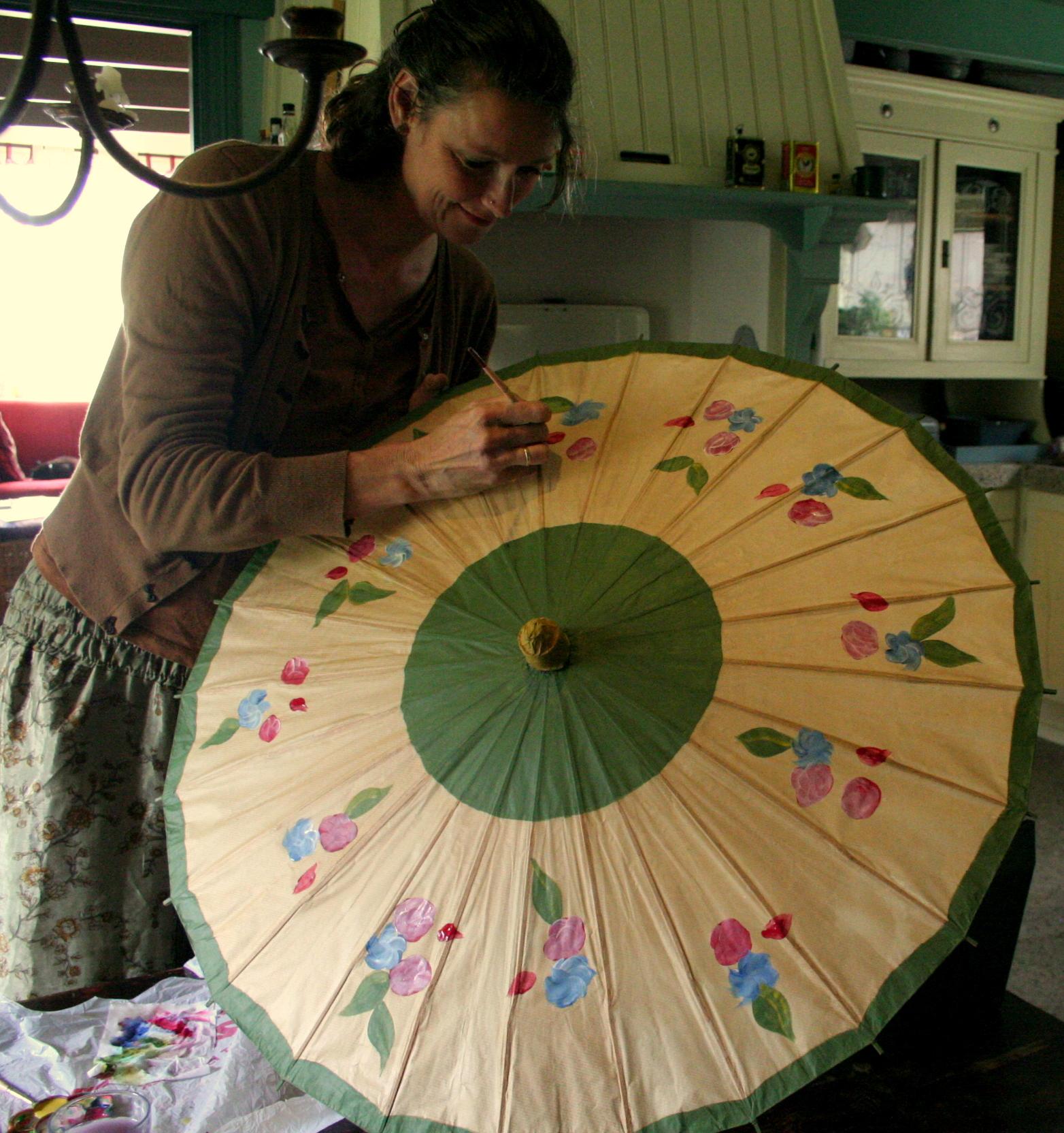 het oosten parasols